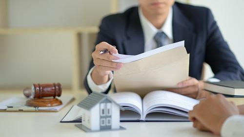 une vente immobilière judiciaire