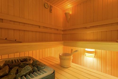 Sauna sur-mesure